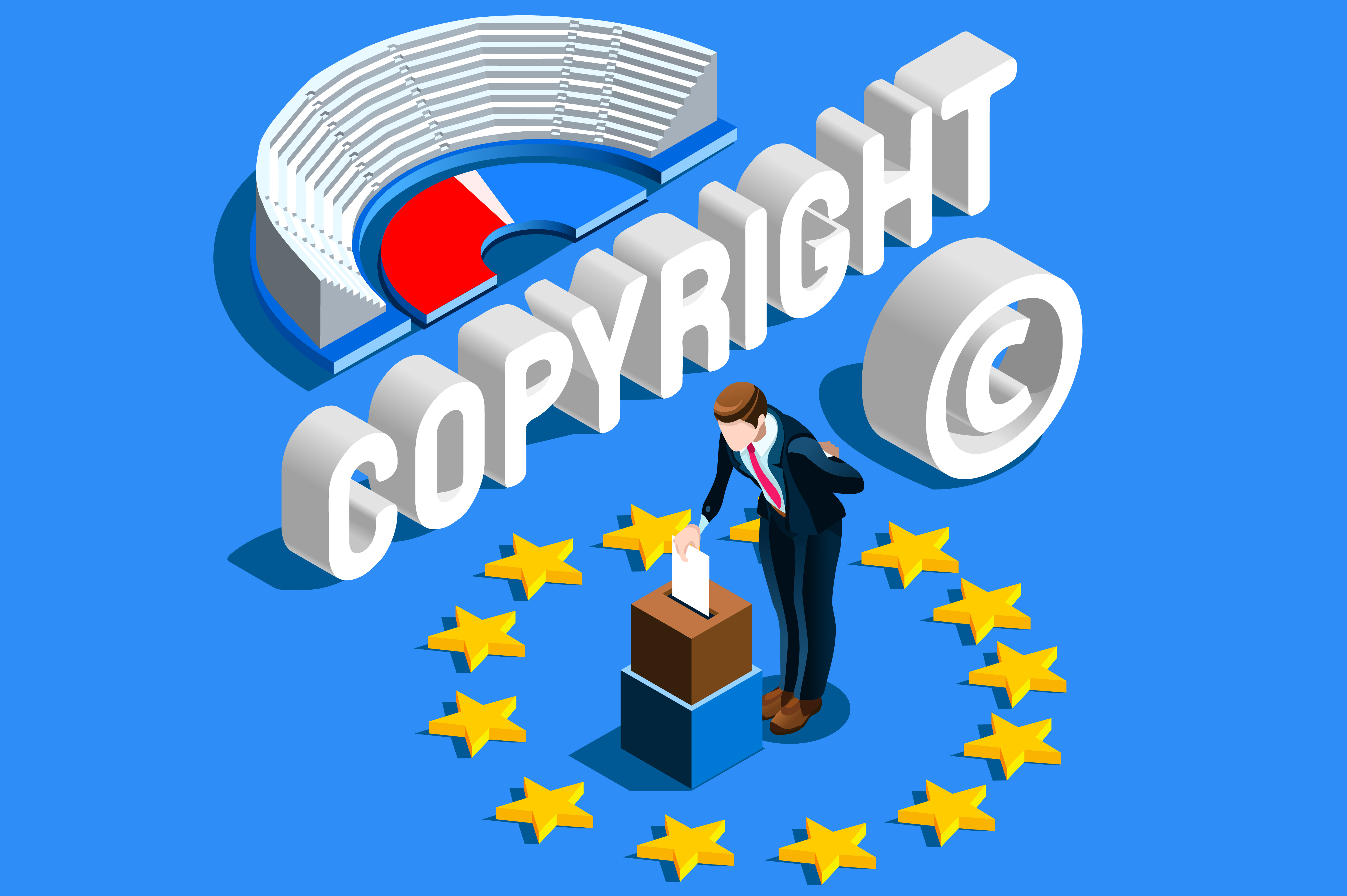 EU Expands Copyright to Furniture and Extends Term by a Century