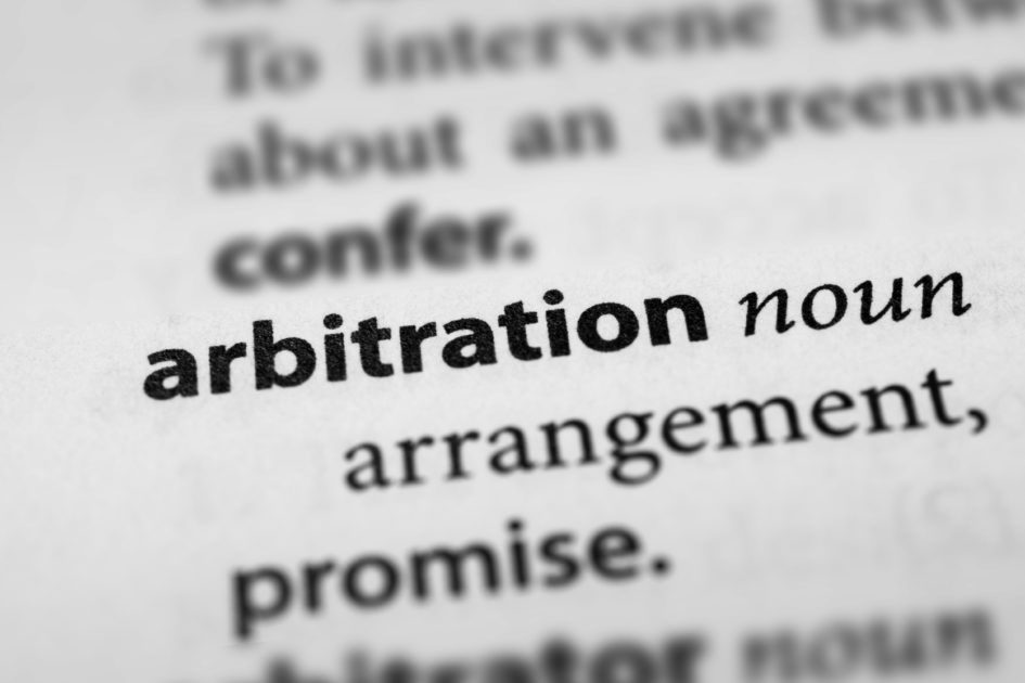 Dawn Ellmore Employment - Arbitration patent