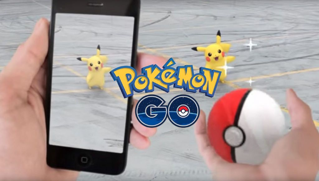 Three Location-based Gaming Patents for Pokemon Go