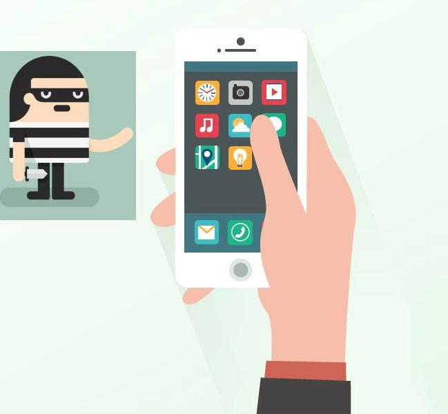 Dawn Ellmore Apple's New Patented Touch ID Technology Could Catch Smartphone Thieves