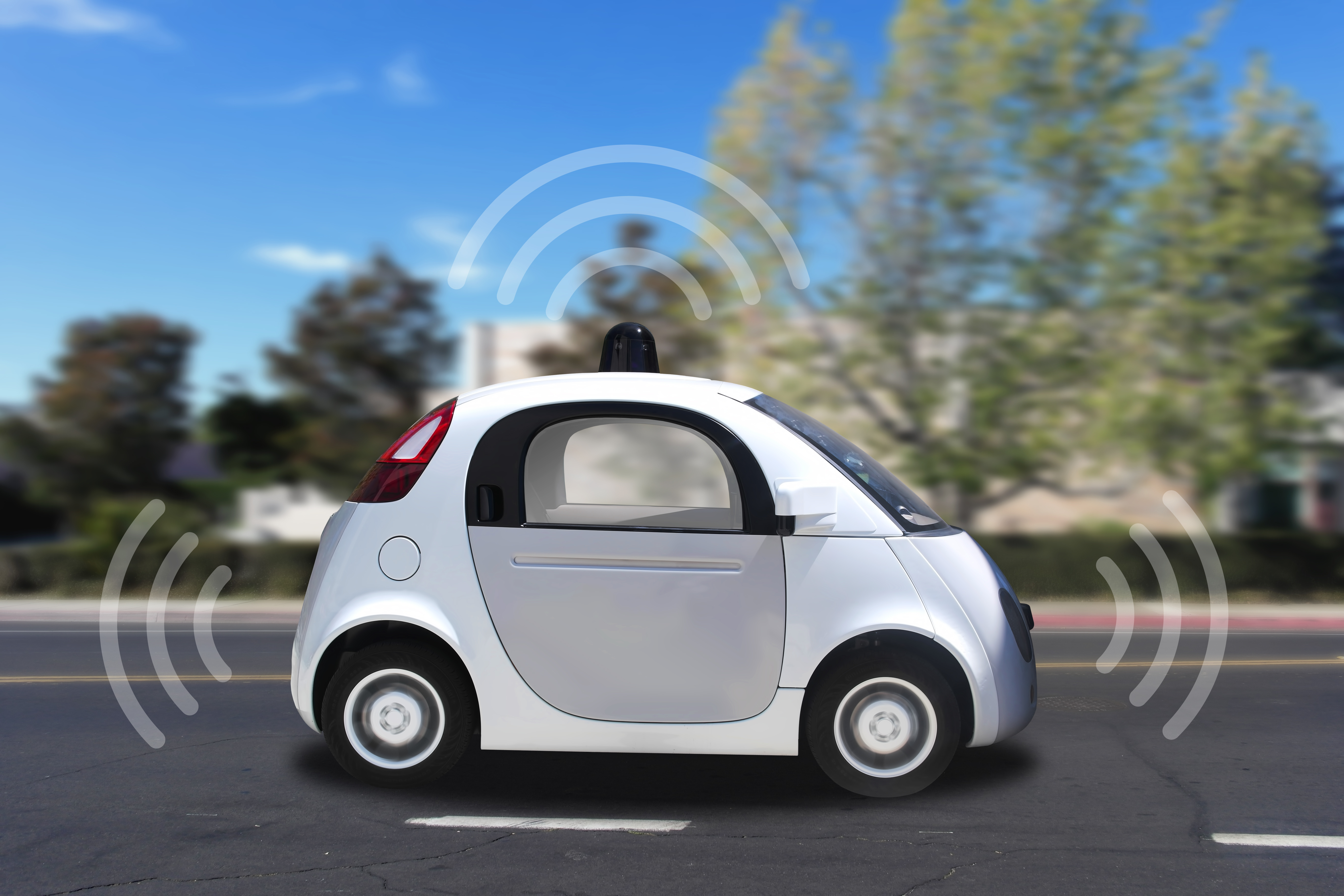 Google Patents Technology for Driverless Cars to Detect Emergency Services and Respond