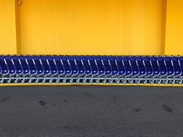 Dawn Ellmore Employment - Walmart patents self-driving shopping trolleys