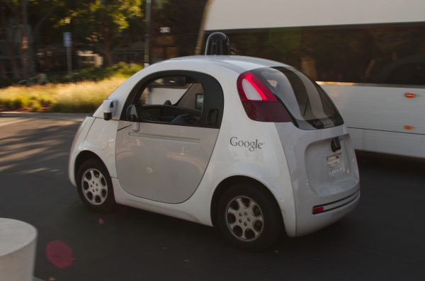 Dawn Ellmore - Google Patents Technology for Driverless Cars to Detect Emergency Services and Respond