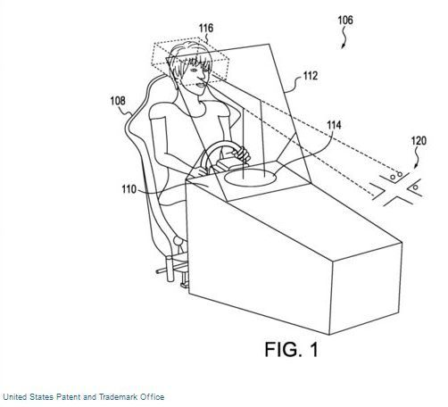 Dawn Ellmore - Honda Patents an Augmented Reality Pedestrian Detection System