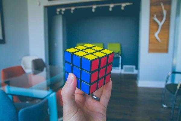 Dawn Ellmore Employment - Rubik Cube trade mark