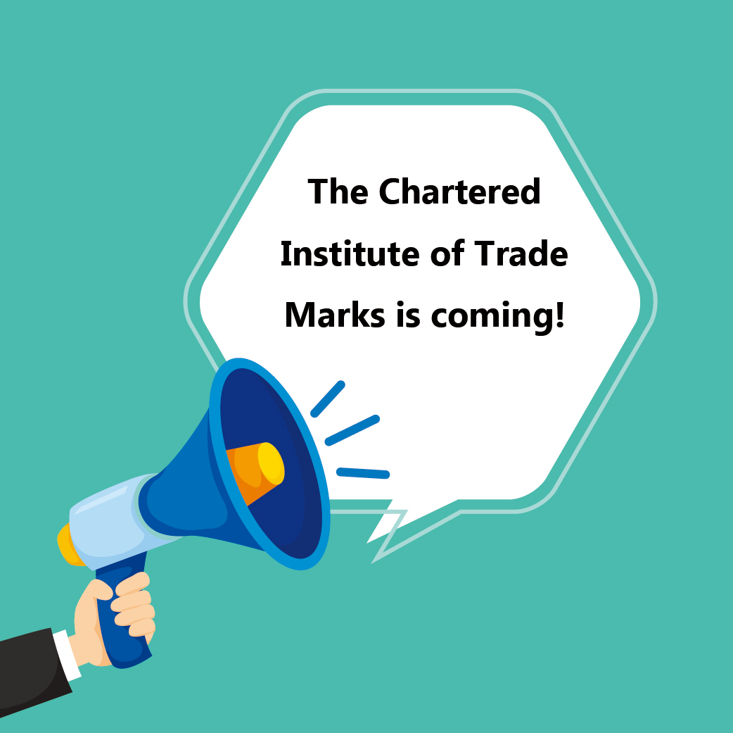 The Chartered Institute of Trade Mark Attorneys Launched on 24 November 2016