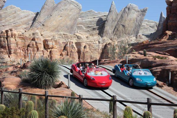Dawn Ellmore Employment - Disney Cars copyright