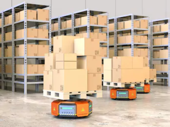 Dawn Ellmore Employment - Amazon patents robotic inventory system