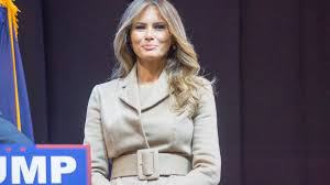 Dawn Ellmore - Melania Trump Fights Back at Illegal Use of her Trade Marks in Slovenia