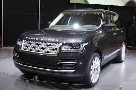 Dawn Ellmore - Land Rover Latest Patent Has Military Technology!