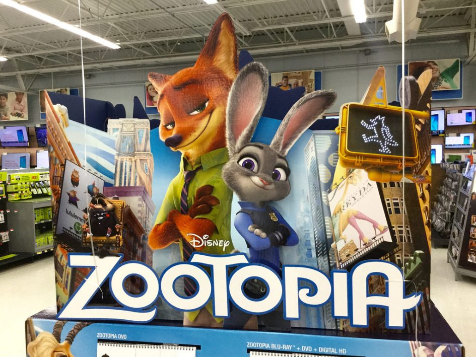 Dawn Ellmore Employment zootopia case