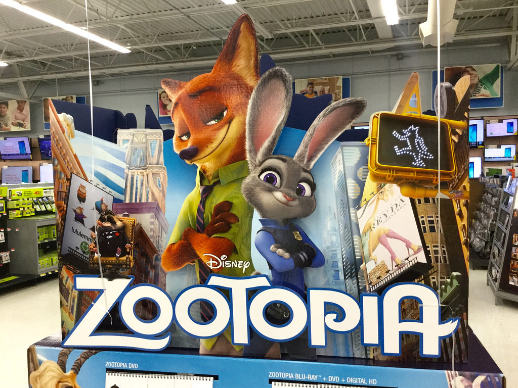 'Zootopia' Copyright US Lawsuit Against Disney Dismissed