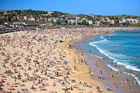 Bondi beach - Dawn Ellmore Employment