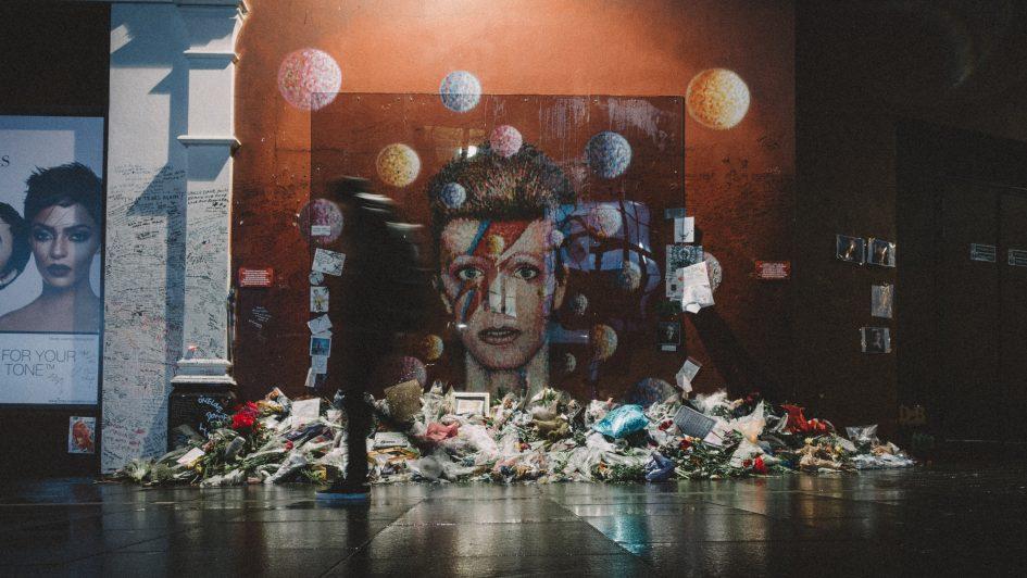 Dawn Ellmore Employment David Bowie Copyright
