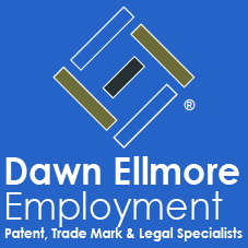 Dawn Ellmore blue logo 2