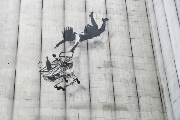 Dawn Ellmore - trade mark - Banksy
