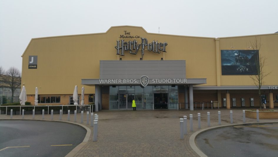 Dawn Ellmore Employment - Warner Bros trade mark on Harry Potter