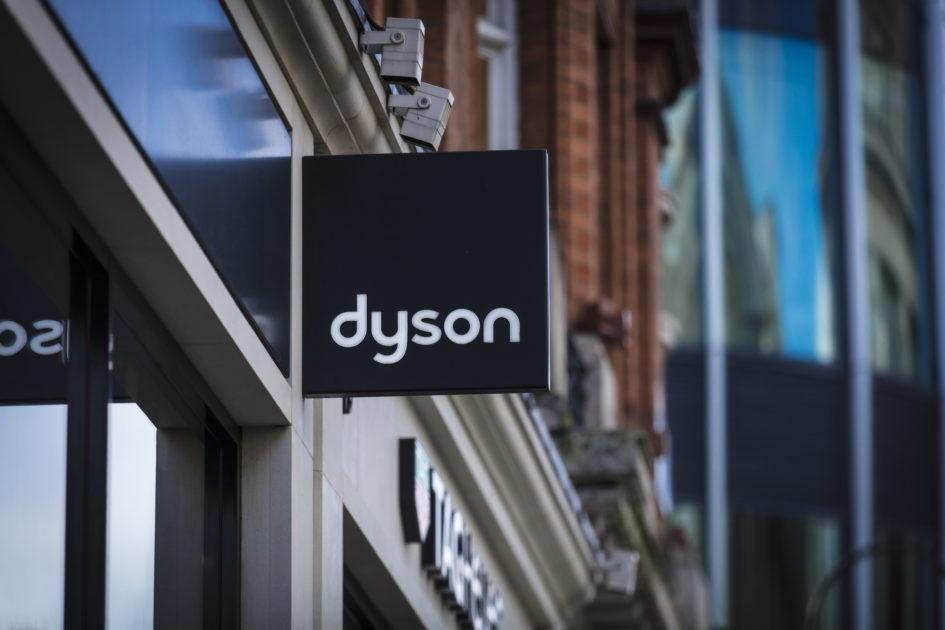 Dawn Ellmore Employment - Dyson electronic vehicle patent