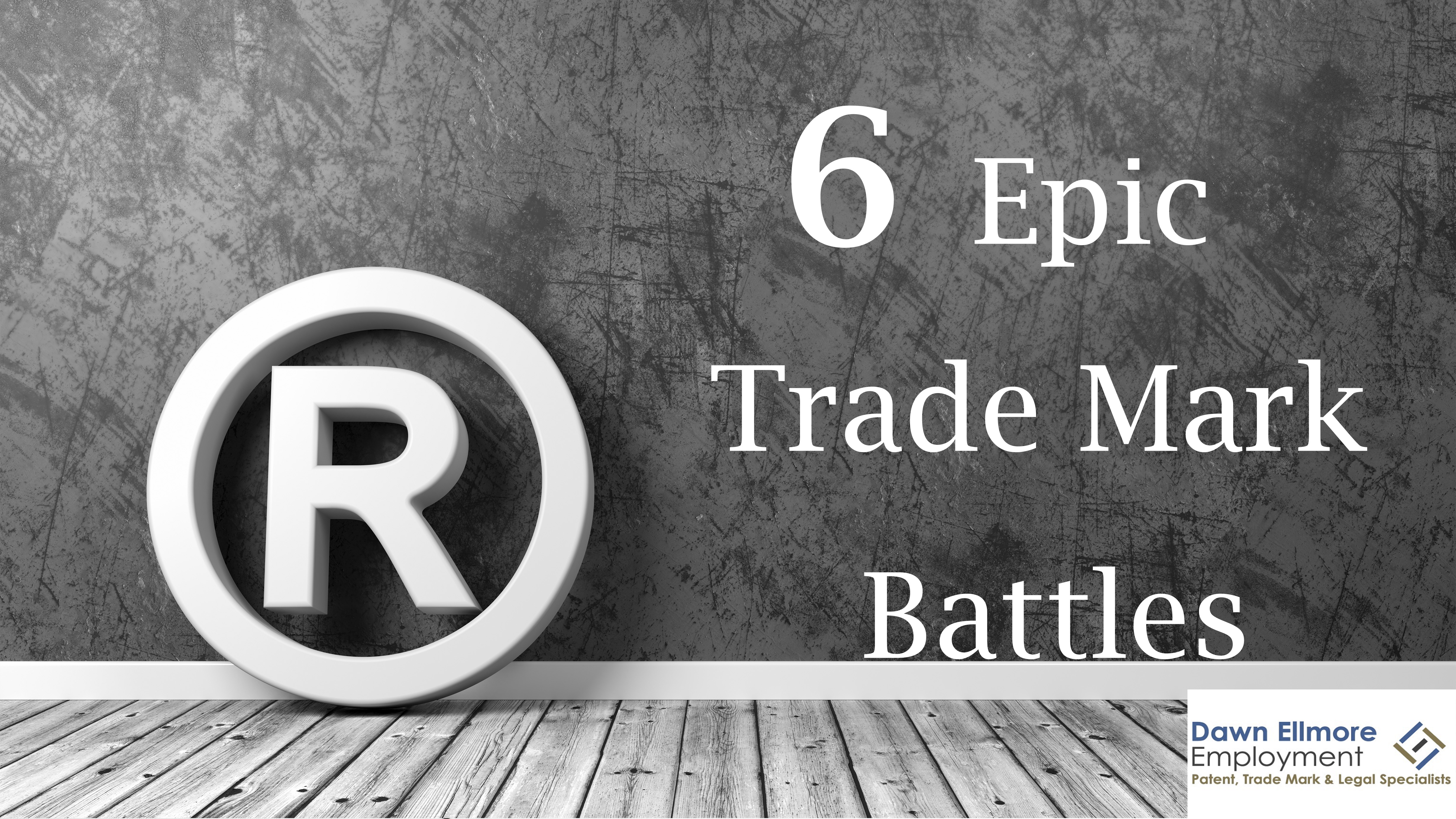 6 epic trade mark battles – the winners and losers